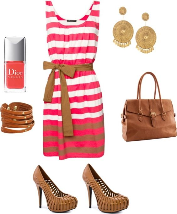 Simple..., created by cutenurse106 on Polyvore