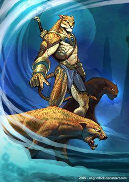Latin American Mythology 73