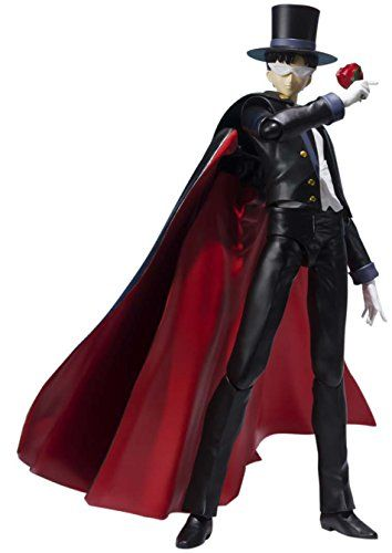 Tuxedo Mask posable action figure