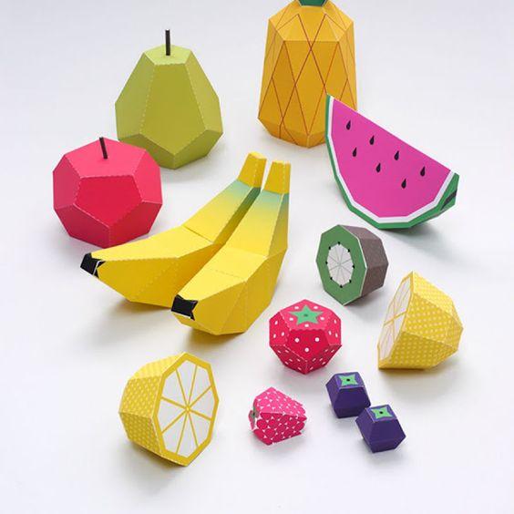 10 Ideas para decorar con frutas este verano