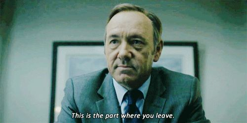 """You'll see """"real"""" politics in action. 