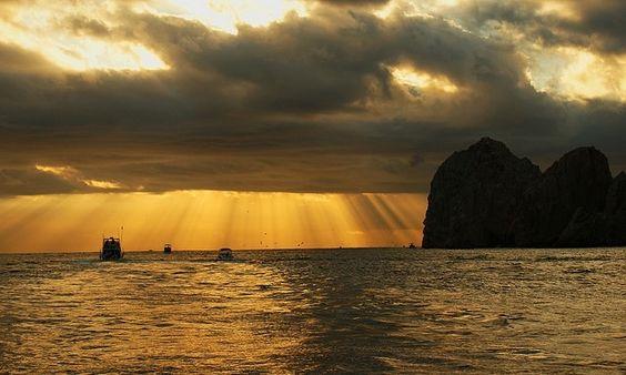 Good Morning Sunshine. Cabo San Lucas