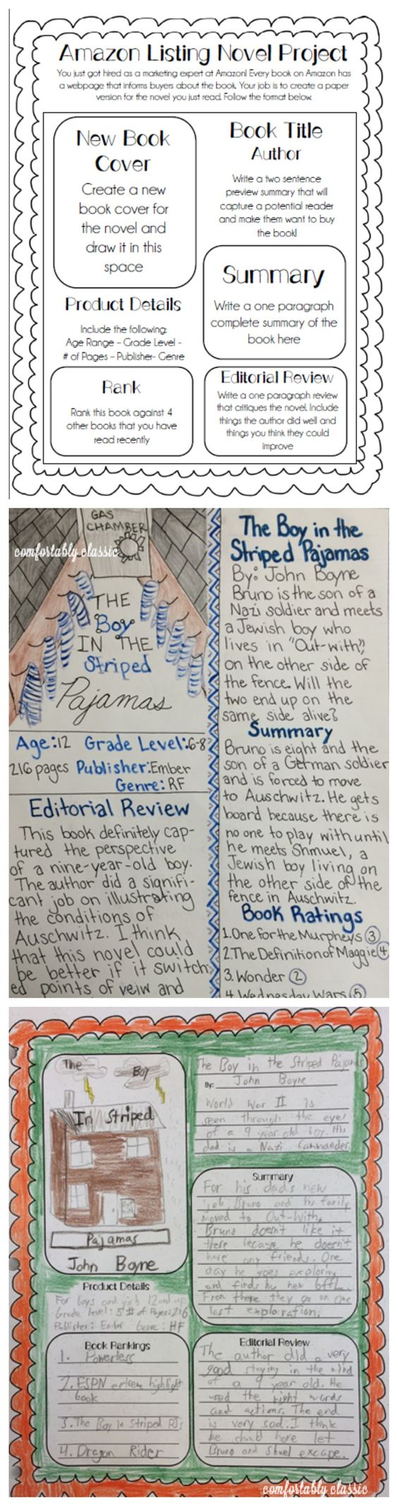 Book Report Guidelines For 6th Grade Research Paper Help