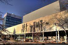 Student's Union Building (SUB), Main campus, University of Albert (Edmonton, Alberta, Canada)