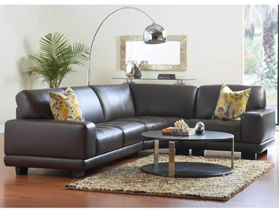 Heidelberg leather sectional one of the original 39 comfy for Sofa heidelberg