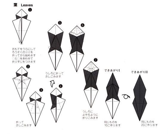 ハート 折り紙:折り紙 折り方 クリスマス-jp.pinterest.com