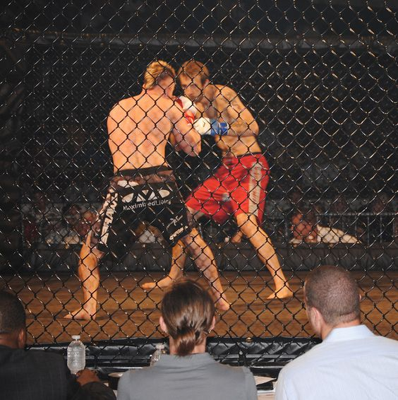 MMA at Florence Civic Center, via Flickr