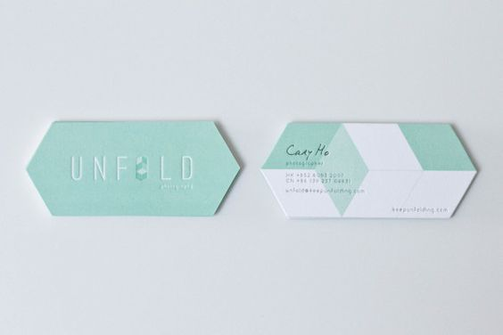 Unfold Photography Branding on Behance