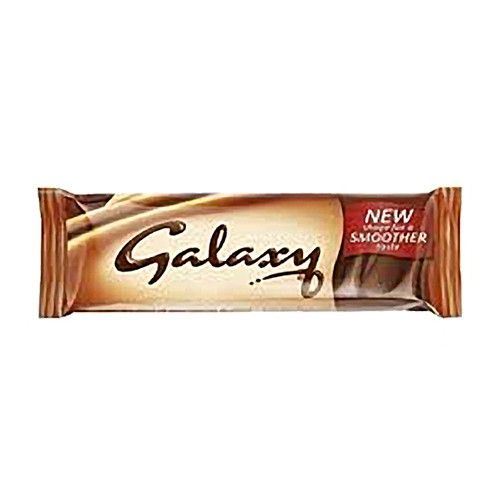 A Galaxy Chocolate Bar is very rich and creamy milk chocolate. Yum! imported from the UK. - $1.60