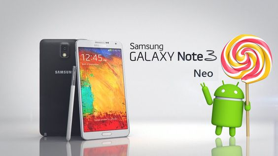 Le Galaxy Note 3 Neo reçoit Android 5.1 Lollipop