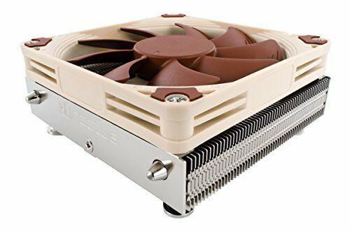 Noctua Low Profile Quiet Cpu Cooler For Intel 115x Based Retail