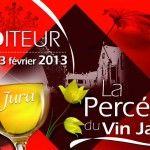 Œnotourisme : la Percée du vin jaune à Voiteur