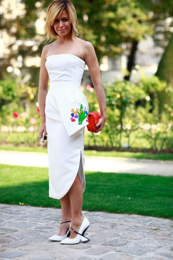 Cris Tamer (Dior Dress)