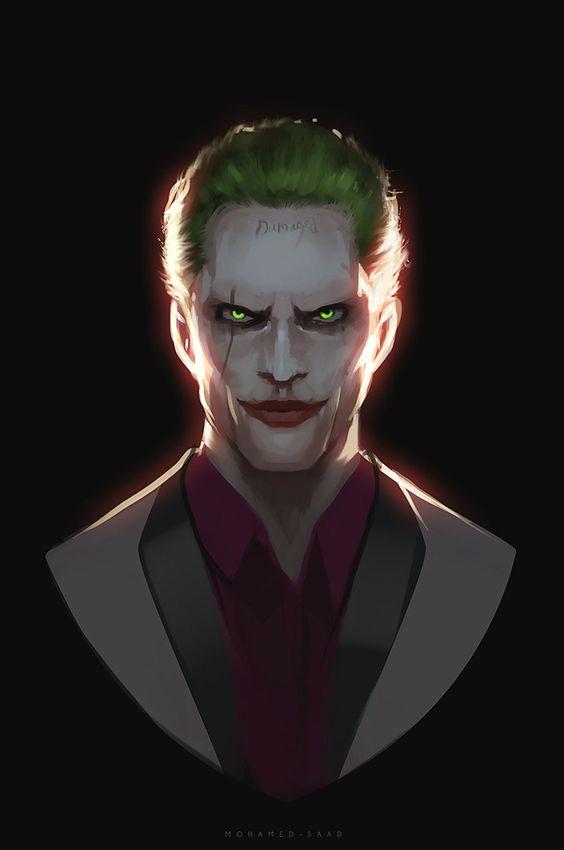 the joker by TheFearMaster