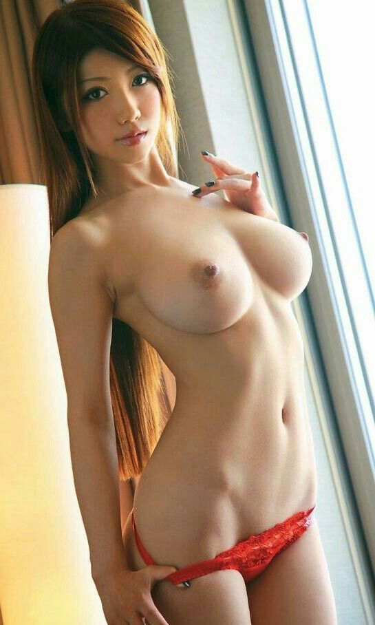 Sexy naked asian models
