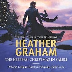 Christmas in Salem (The Keepers Trilogy #4) - Heather Graham
