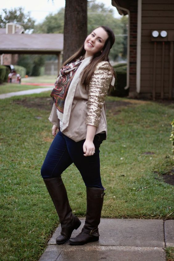 Style Me Monthly: Blazer Style