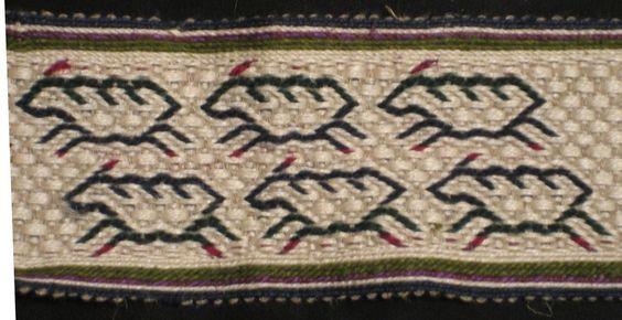 Tablet weaving Sheep | by brickband