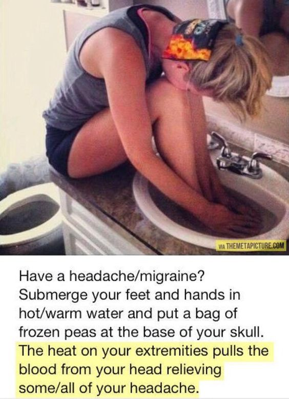 I need help for my thesis statement on migraines. Thanks?