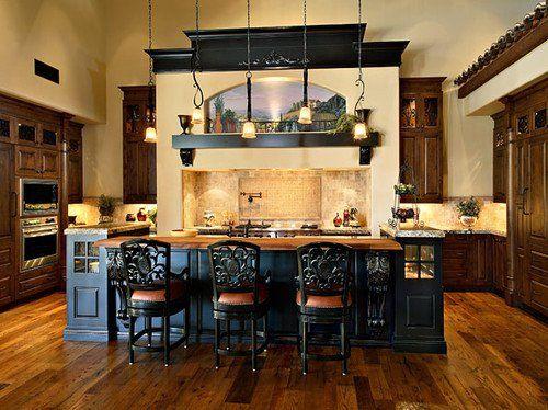 25 Stunning Mediterranean Kitchen Designs | Mediterranean Style