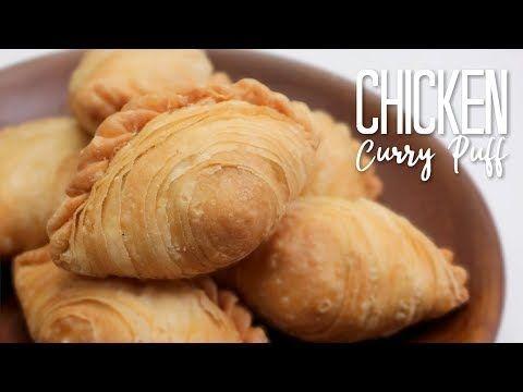 Karipap Ayam Pusing Chicken Curry Puff Fried Baked Youtube Kari Ayam Makanan Dan Minuman Resep