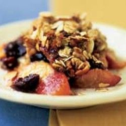 Summer fruits cloaked in zabaglione and grilled until golden make an irresistible dinner party dessert. This recipe is OK for those on the LMD (Low Microbial Diet).