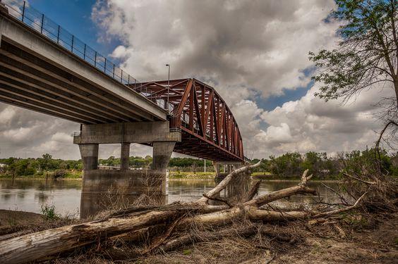 Veterans Bridge Council Bluffs Iowa_