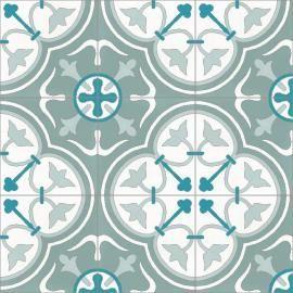 Antique cement tiles mosaic del sur patterns cement - Mosaic del sur tiles ...
