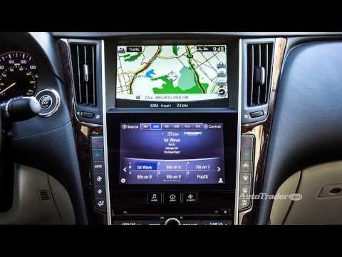 2014 Infiniti Q50 5 Reasons To Buy AutoTrader