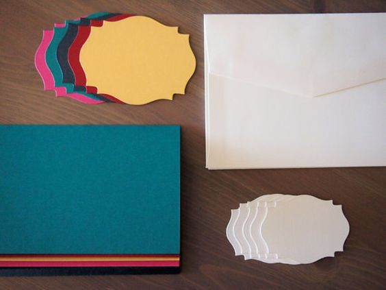 put together a Card Making Kit