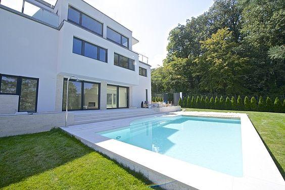 Luxurious villa in Vienna