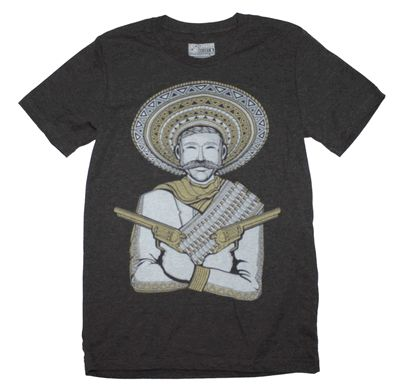 Curbside Clothing Peacemaker Designer T-Shirt  CRB-1486  13.99