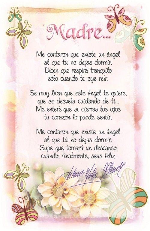 Resultado De Imagen Para Poemas Para Las Madres Poema Para