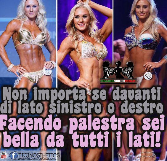Bella ovunque e da qualsiasi prospettiva  ItalianShredStyle  Il fitness al femminile. Pagina Facebook: http://ift.tt/28TtDw8 #italianshredstyle #shredstyle #palestrata #malatadipalestra #malatadighisa #passionepalestra #pazzadipalestra #ragazza #ragazzapalestrata #glutei #gambe #squat #palestra #motivazione #motivazionale #ghisa #italia #culturista #fitnessgirl #ragazzafitness #bikini #bikinifitness #ragazze #palestrate #pazzedipalestra #malatedipalestra