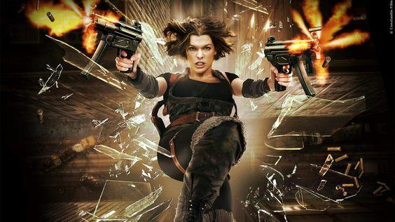 Hier gibts den ersten Blick auf den Look von The Final Chapter und wir verraten, wann wir mit dem Trailer rechnen! Resident Evil 6 - Milla Jovovich zeigt erstes Bild ➠ https://go.film.tv/RE6tfc  #ResidentEvil6 #TheFinalChapter #ResidentEvil