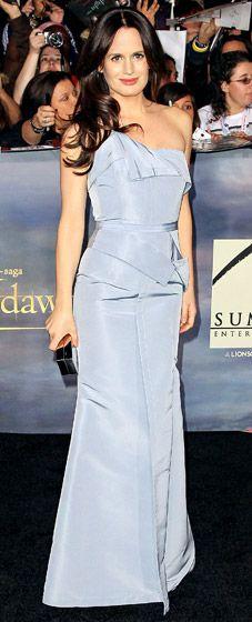 Elizabeth Reaser, love this dress!