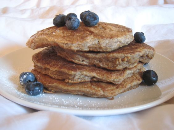 Ultimate Protein Pancakes! Healthy, fluffy and delicious. The perfect fuel for your morning workout!