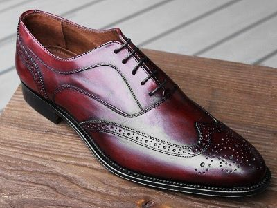 Massimo Matteo Wingtip Oxford | Best Dress Shoes under $200 on Dappered.com