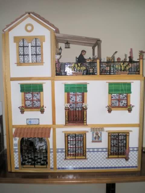 Casa de mu ecas andaluza casa andaluza de altaya pinterest for Casa andaluza