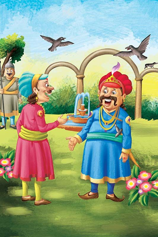 Funny stories   Birbal stories, Funny stories, Stories for kids