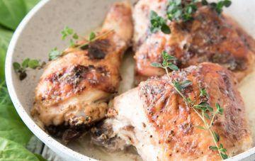 Easy Dijon Chicken Or Salmon