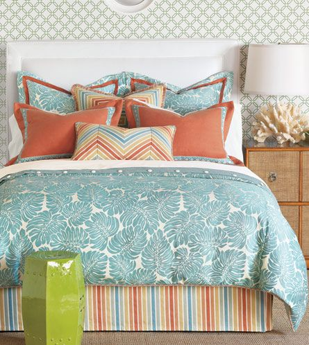 Capri Collection from Eastern Accents. Did anyone say beach house ? Available through Dwellings LLC