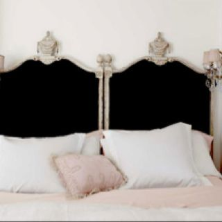 I can't get over this headboard.