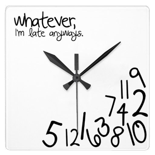 =>>Cheap          whatever, i'm late anyways wallclocks           whatever, i'm late anyways wallclocks in each seller & make purchase online for cheap. Choose the best price and best promotion as you thing Secure Checkout you can trust Buy bestDeals          whatever, i'm late ...Cleck Hot Deals >>> http://www.zazzle.com/whatever_im_late_anyways_wallclocks-256536187127807598?rf=238627982471231924&zbar=1&tc=terrest