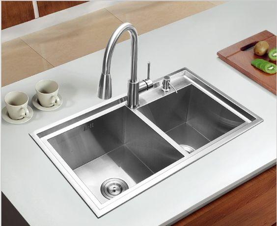 Chậu rửa bát AMTS giá có đắt không?