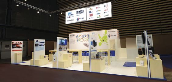 Mission - Stand CCI Ain - Solutrans 2013