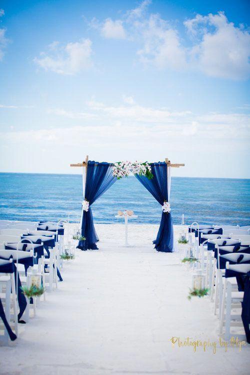 Awesome Elegant Wedding Ideas Elegantweddingideas Blue Beach