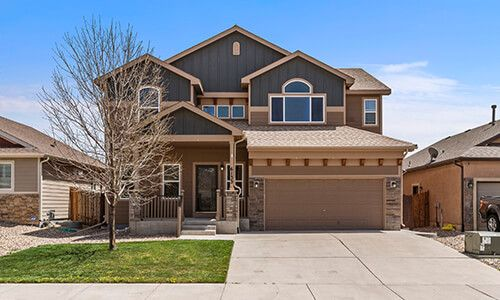 Fountain Security Widefield Colorado Real Estate House Styles Affordable Housing
