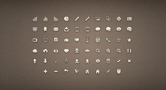 The icon set contains 58 pixel-perfect icons which you are free to use in personal and commercial projects. The download includes the PSD, the CSH file for the shapes, and PNGs.: Design Freebies, Clean Icons, Icons Free, Free Psds, Freebies Icons, Free Icon, 20 Icons