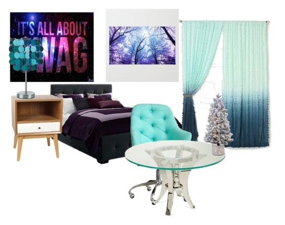 """""""my bedroom"""" by martinaortega ❤ liked on Polyvore featuring interior, interiors, interior design, home, home decor, interior decorating, Dorel, Antique Revival, John Lyle and bedroom"""